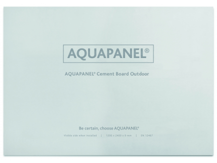 Knauf AQUAPANEL Outdoor